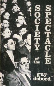 Guy Debord, La sociedad del espectáculo (edición inglesa)