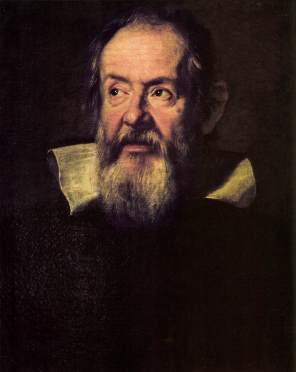 Retrato de Galileo Galilei, por Justus Sustermans (1636) / Galleria degli Uffizi