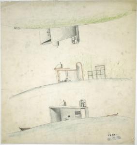Le Corbusier, Capilla de Notre Dame du Haut, Ronchamp (1950-1955) / ©Fondation Le Corbusier 2014