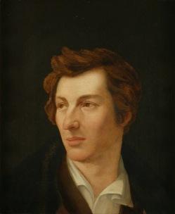 Retrato de Heine, por Gottlieb Gassen (1828) /