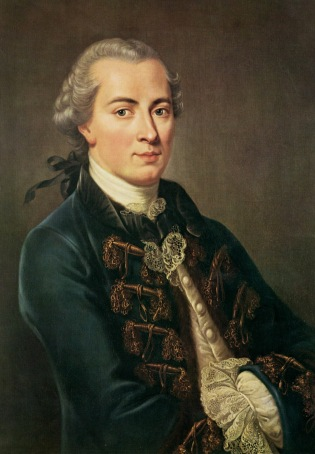 Immanuel Kant (1724-1804) / Fuente: Darwin Project