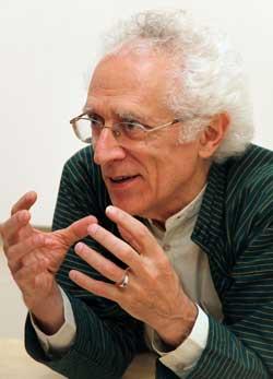 Tzvetan Todorov en 2011 / Foto: Amaya Aznar