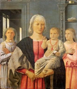 Madonna de Senigallia / Galleria Nazionale delle Marche (Urbino)