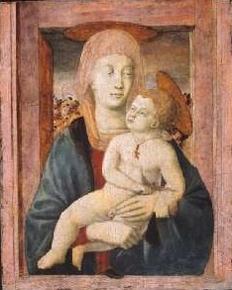 Madonna / Colección Contini Bonacossi (Florencia)