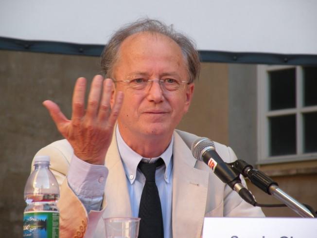 Sergio Givone en 2010 / Fuente: Tuttoscorre.org