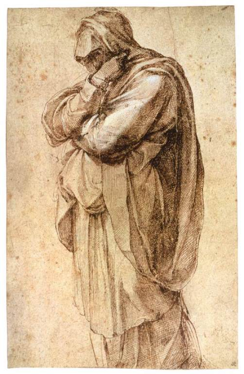 Mujer de luto (1493-1497, col. privada)