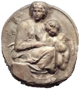 Tondo Pitti 1504-1505