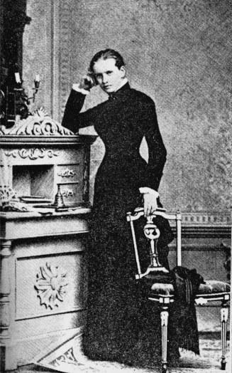 Lou salome 1880